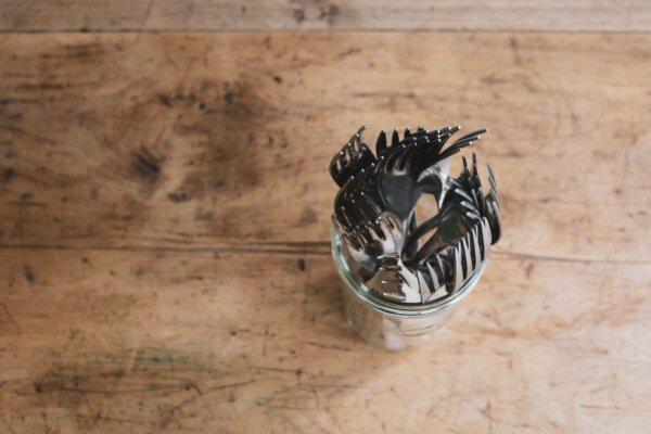 Fork and Sheet - Kitchen, Forks