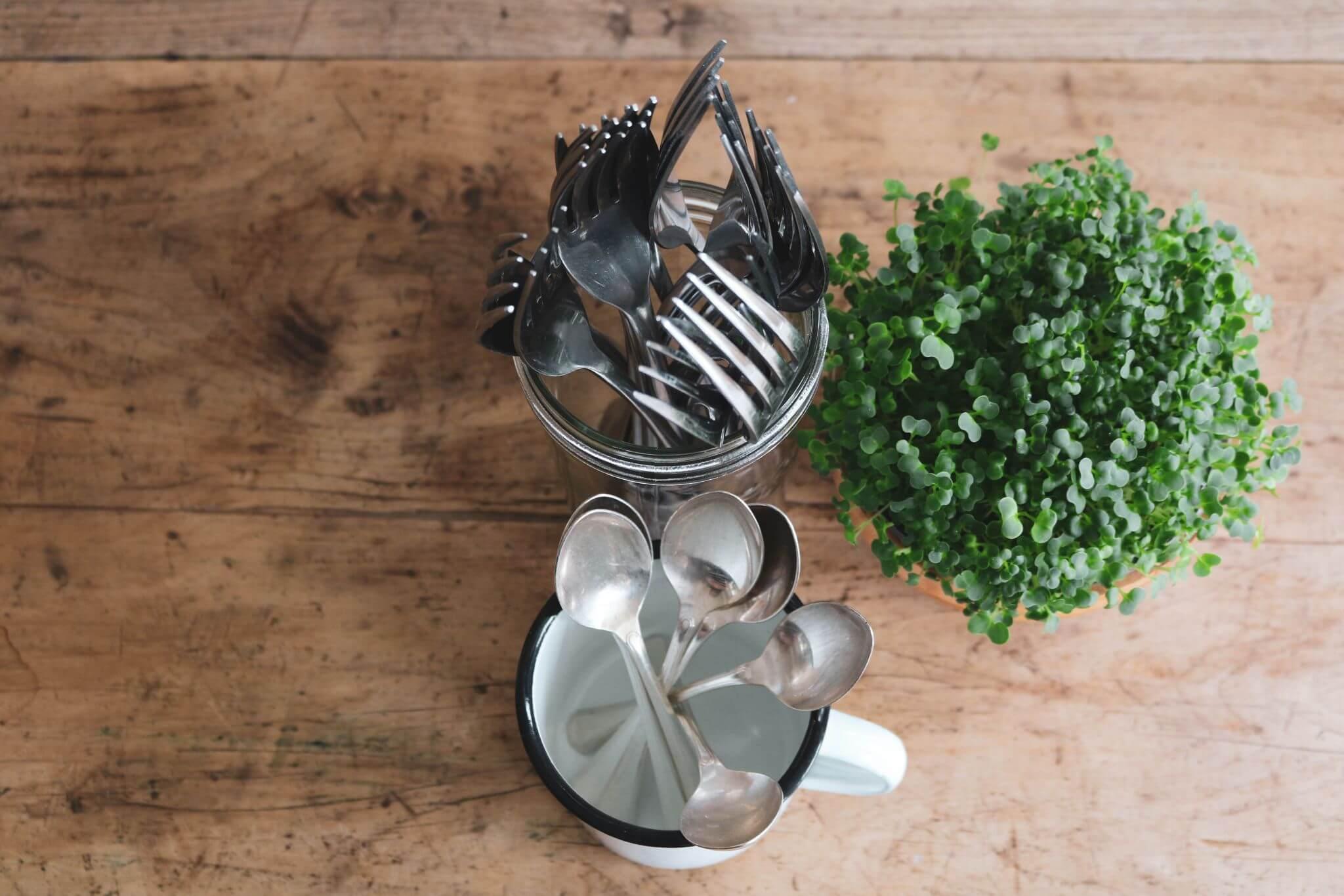 Fork and Sheet - Kitchen, Forks & Spoons